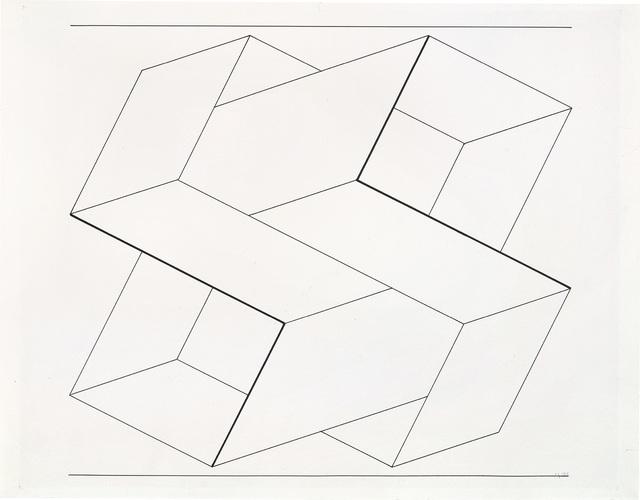 Josef Albers, 'Structural Constellation', 1962, Phillips