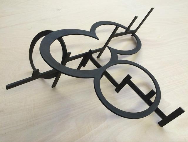 Nigel Hall, 'Around Maloja maquette', 1990, Zuleika Gallery