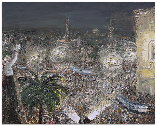 , 'The State of Israel is Born,' 2018, Anna Zorina Gallery