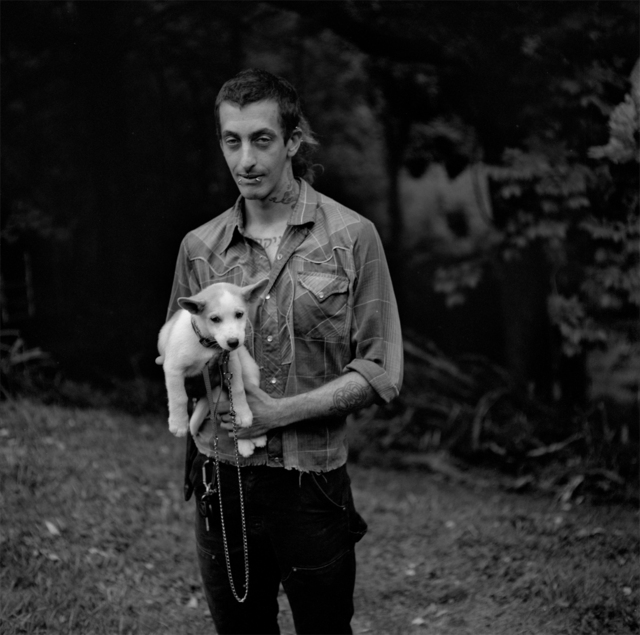 , 'Shu and Fiver, Paw Paw, Madison County, NC,' 2014, Tracey Morgan Gallery