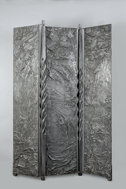 , 'Three Panel Screen,' 1992, Open Art