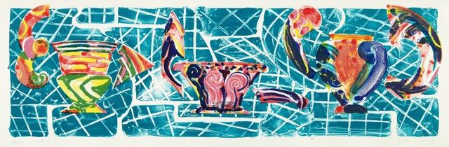 Betty Woodman, 'Eyüp', 1990, ICA Philadelphia