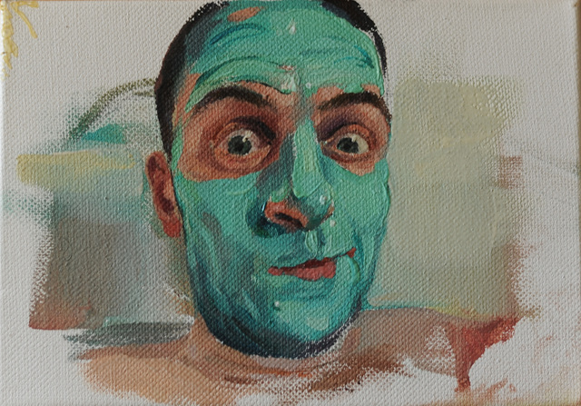 , 'Facial,' 2014, envoy enterprises