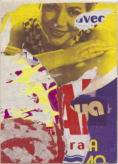 , 'Rue Louise - Créteil,' mars 1975, Modernism Inc.