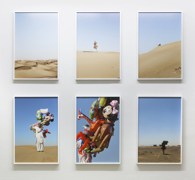 , 'Somewhere,' 2015, Galerie Martin Janda