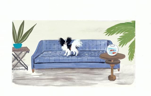 , 'Furniture That's Simply Chic,' 2013, Gavlak