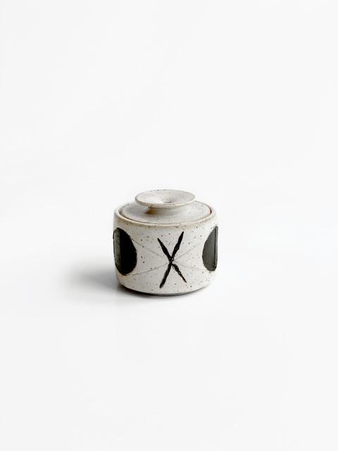 Matthew Ward, 'White Felix Jar, small', 2019, Uprise Art