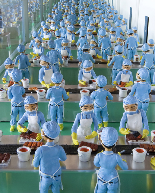 Karine Giboulo, 'Les Bleus', 2008, Art Mûr