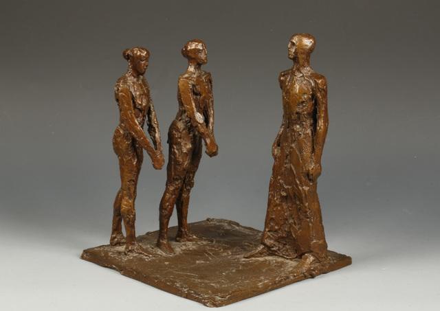 , 'Standing Group,' 1983, Osborne Samuel
