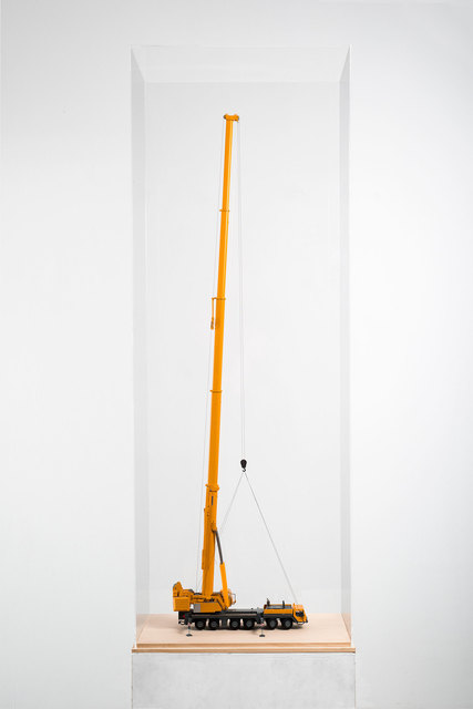 , 'Grúa (model),' 2008, Nogueras Blanchard