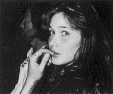 , 'Carla Bruni and Eric Clapton at the opening of Woody's Art Gallery hosted by Ronnie Wood, New York,' 1989, Staley-Wise Gallery