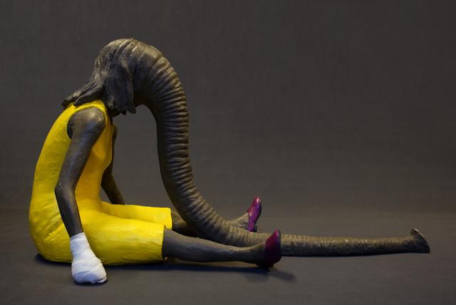 , 'Elephant,' 2018, Hans Alf Gallery