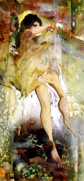 , 'Veil (Danae),' 2007/2007, Contemporary Works/Vintage Works