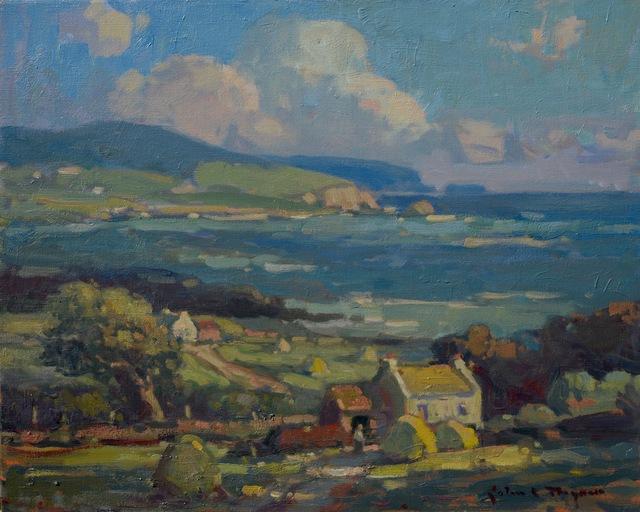 , 'Morning Glow,' , J. Cacciola Gallery