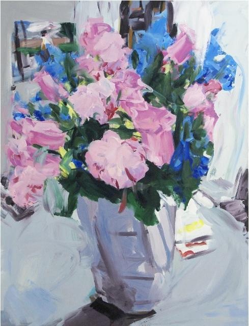 , 'In der Galerie II,' 2012, Galerie Barbara von Stechow