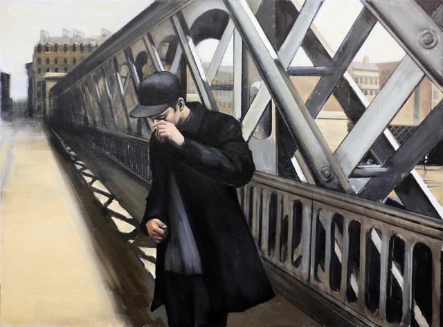 , 'Caillebotte's Bridge,' 2020, Pontone Gallery