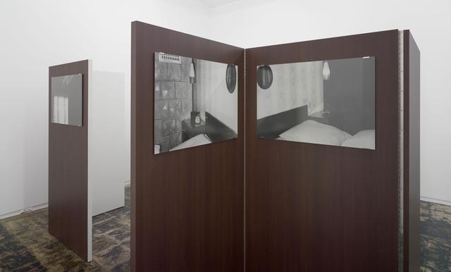 , 'Interior 6L01~107T(detail),' 2012, Taka Ishii Gallery