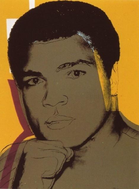 Andy Warhol, 'Muhammad Ali', 1978, Coskun Fine Art