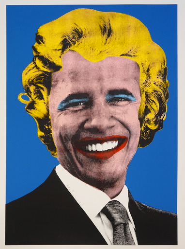 , 'Obama Marilyn,' 2008, Imitate Modern