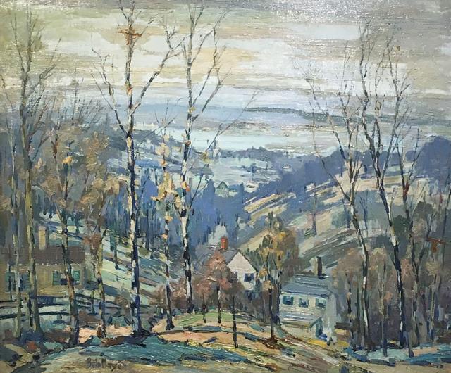 , 'Beacon Hill Overlook,' ca. 1920, Madelyn Jordon Fine Art