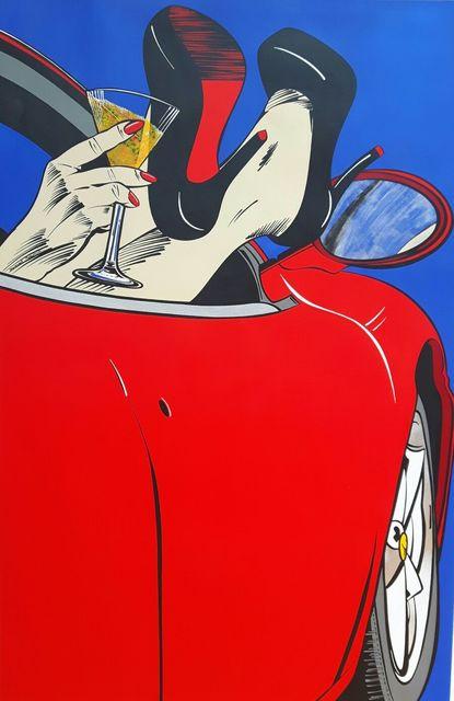, 'Sometimes Unpredictable 2,' 2016, Cynthia Corbett Gallery
