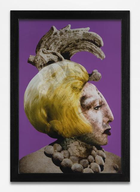 , 'Disfiguration-Refiguration No. 17B,' 1998, Galerie Ceysson & Bénétière