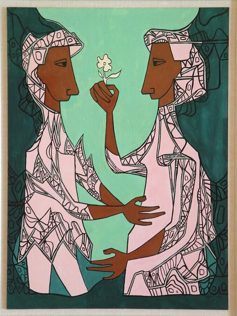 Cundo Bermúdez, 'La Entrega', 1971, L&E Private Art Collection