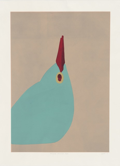 Gary Hume, 'Paradise Four', 2012, McClain Gallery