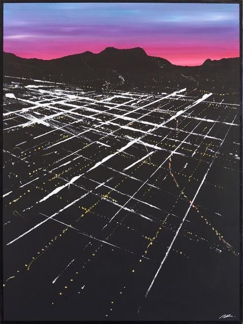 Pete Kasprzak, 'Chandler Sunset Aerial', 2019, Artspace Warehouse