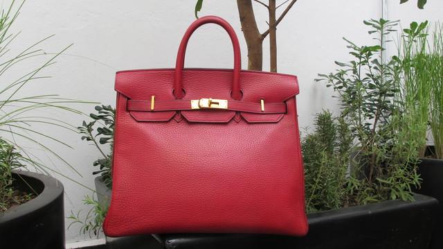 , 'Ruby Birkin Bag 30 cm,' 1984, VOID