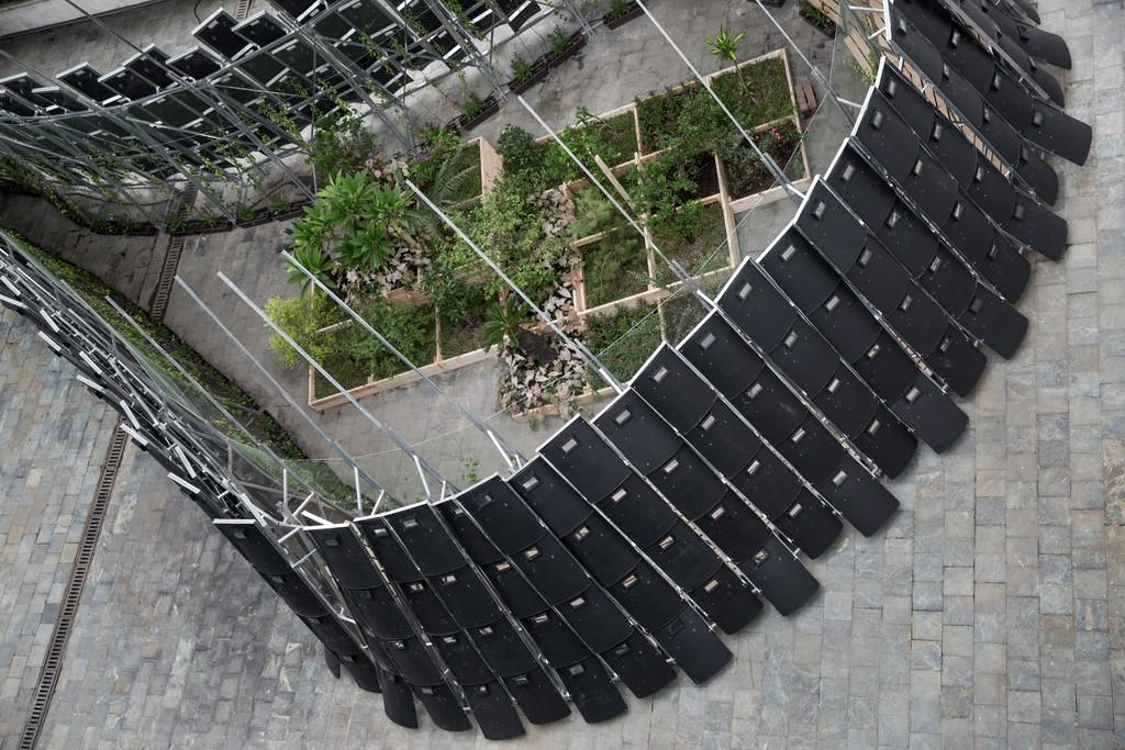 Installation Shot of works of  Eric Chen& Rain Wu  陳宣誠&吳雅筑 ©TFAM 臺北市立美術館