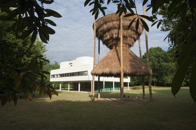 , 'Sitio at Le Corbusier's Villa Savoye,' , Chicago Architecture Biennial