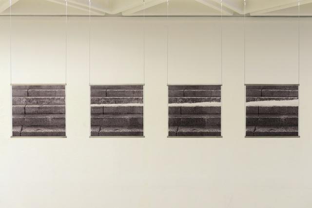 , 'snow+concrete XV,' 2009-2013, Galerie du Monde