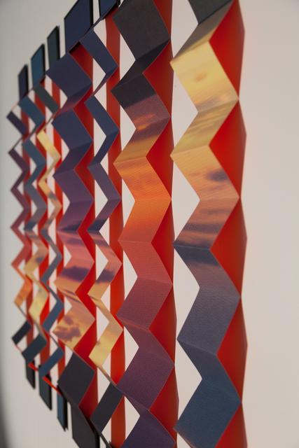 , 'Sunset Strips (II),' 2018, Nicole Longnecker Gallery