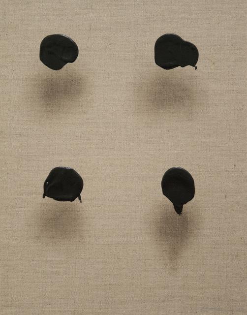 , 'Quatre En Noir,' 2017, Treason Gallery