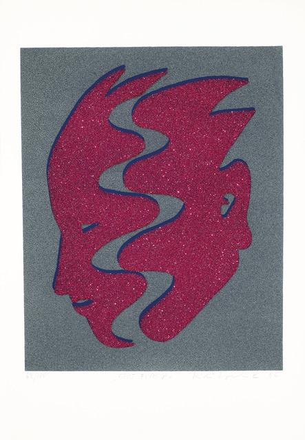 , 'Split Fuchsia,' 1996, Galerie Bei Der Albertina Zetter
