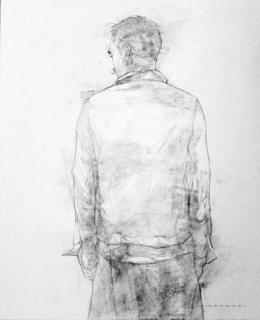 , 'Study VI,' 2018, Galleria Punto Sull'Arte