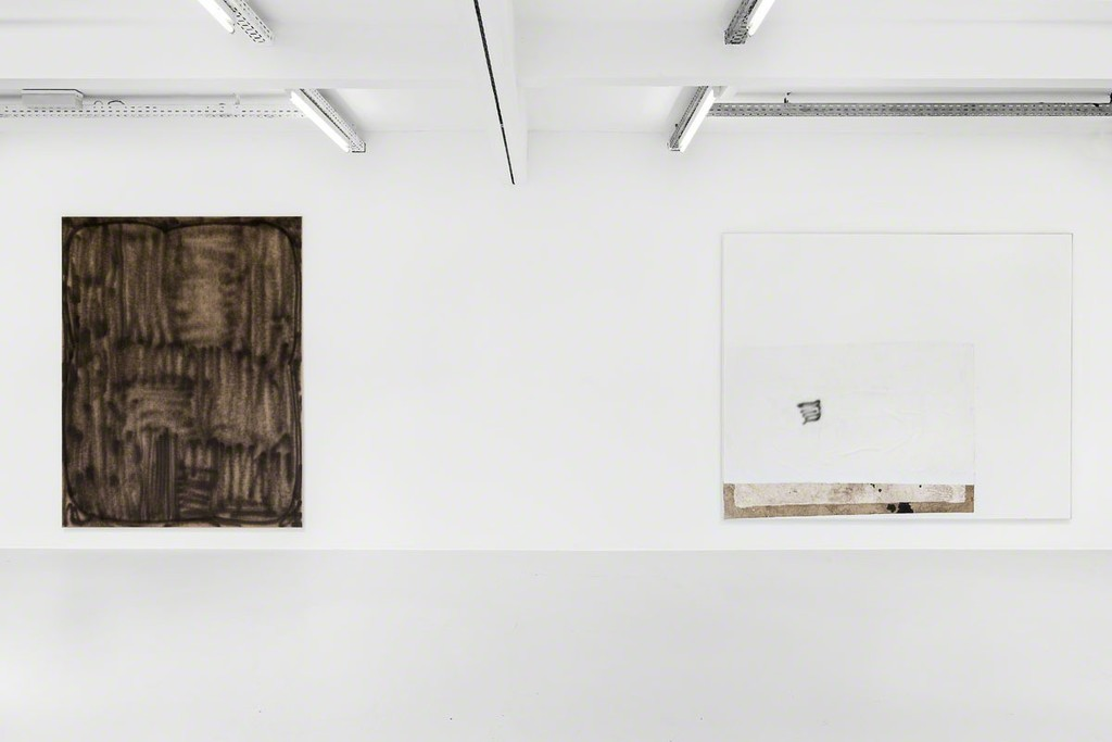 """David Ostrowski """"I want to die forever"""", Kunstraum Innsbruck, 2015, installation view © David Ostrowski - Photo: Christian Vorhofer. Post Production: Hans-Georg Gaul. Courtesy Peres Projects, Berlin."""