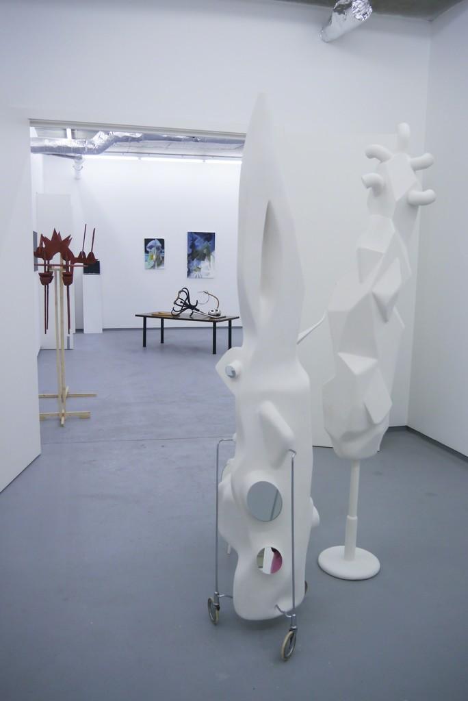 Claire de Jong sculptures