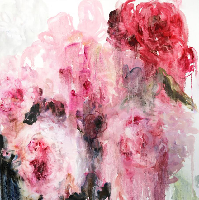 , 'Intimates (peony heart),' 2016, Bau-Xi Gallery