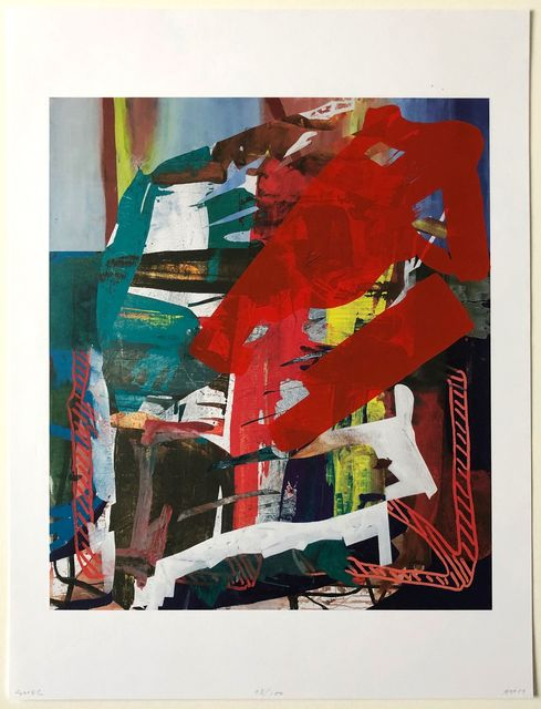 Arturo Herrera, 'Crush', 2019, Joseph K. Levene Fine Art, Ltd.