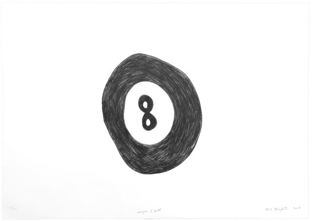 Mary-Ann Monforton, 'Magic 8 Ball', 2019, Derriere L'Etoile Studios