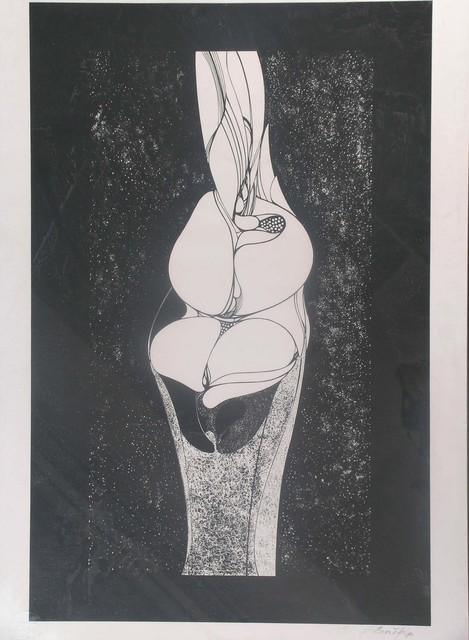 Salvador Corratgé, 'Flower', 1990, Pan American Art Projects