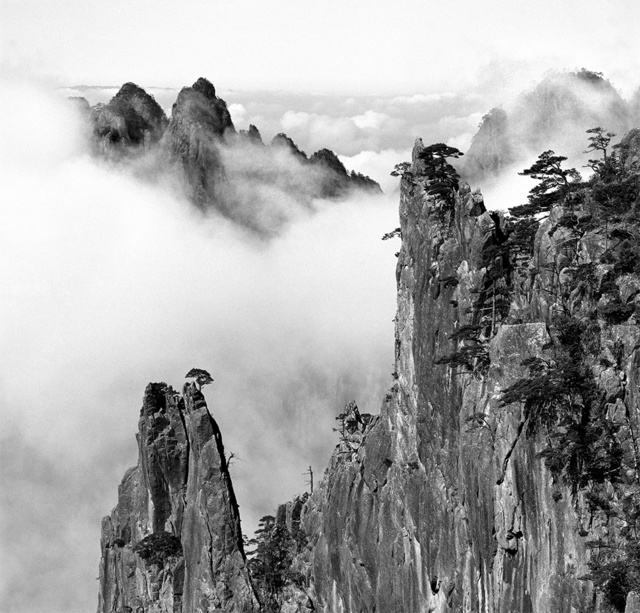 , 'Mou Huangshan A081W59,' 1945, Three Shadows +3 gallery