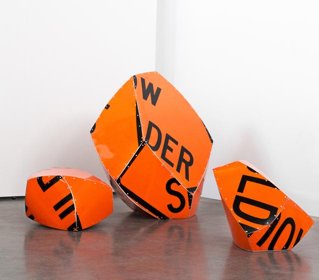, 'Low Shoulder Erratics,' , Momentum Gallery