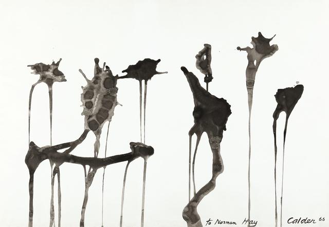Alexander Calder, 'Untitled', 1966, Sotheby's