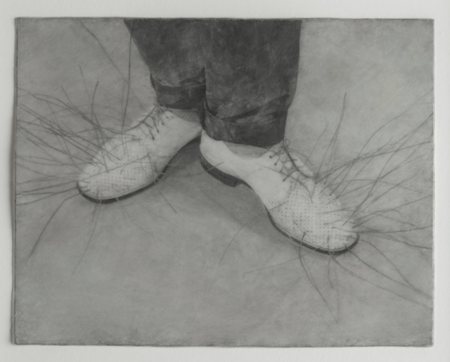 , 'Porcupine Shoes,' 1992, Slete Gallery