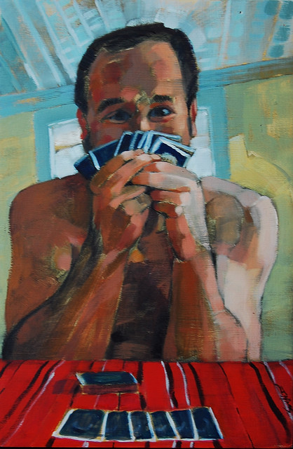 , 'The Card,' 2016, Bowersock Gallery