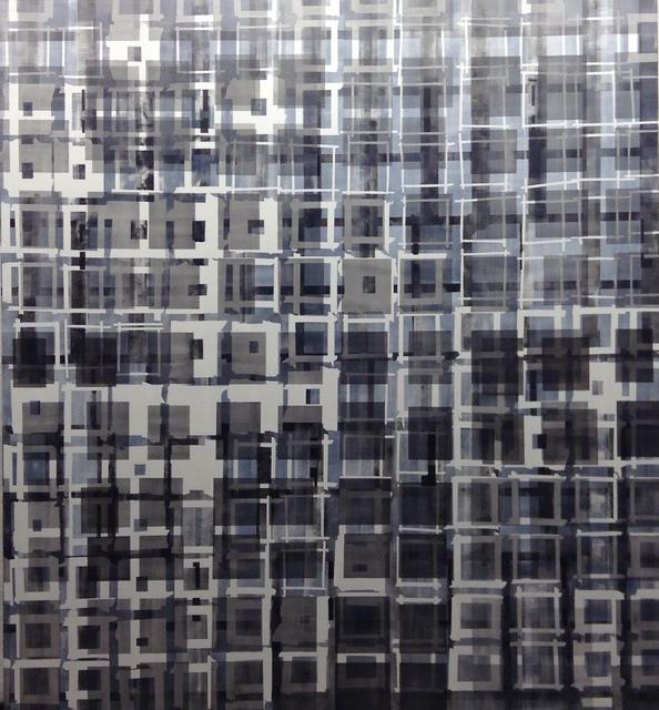 , 'The Facade,' 2015, Edouard Malingue Gallery