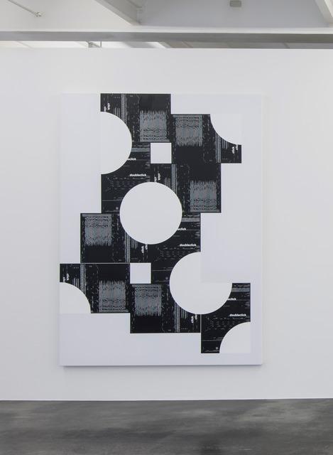, 'Untitled (doubleclick / click),' 2013, Kunstverein Reutlingen